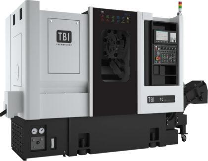 Tokarka TBI TC 300 produkuje detale dla renomowanych marek samochodowych